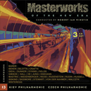 Masterworks of the New Era, Vol. 12 with Douglas Gibson